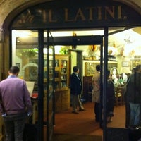 Foto scattata a Il Latini da Vincenzo D. il 10/12/2011