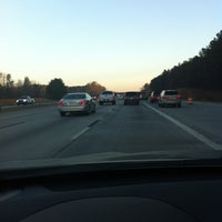 Photo taken at I-40 by Jaye S. on 12/13/2011