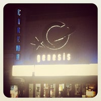 Photo taken at Genesis Cinema by James B. on 10/15/2011