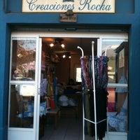 Photo taken at Creaciones Rocha by Marcos R. on 9/1/2011