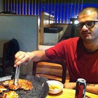 Photo taken at Shinara Grill & Lounge by Fahad a. on 12/27/2011
