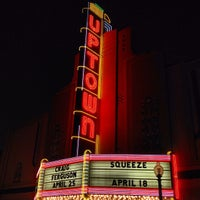 Photo taken at Uptown Theatre by Shelley C. on 4/19/2012