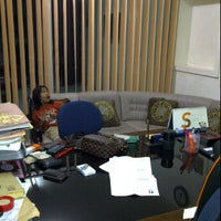 Photo taken at LAW OFFICE HAH & ASSOCIATES by Mas T. on 10/21/2011