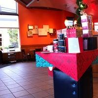 Photo taken at Starbucks by Clotilde G. on 12/22/2010