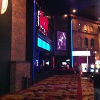 Photo taken at ROK Vegas Nightclub by Carlos Eduardo V. on 8/11/2011