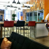 Photo taken at LivePerson - Hudson Yards by Yianni G. on 10/18/2011
