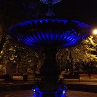 Снимок сделан в Площадь Ивана Франко пользователем Vladimir P. 5/14/2012