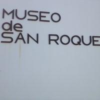 Photo taken at Museo Municipal de San Roque by Carlos J. on 5/9/2012