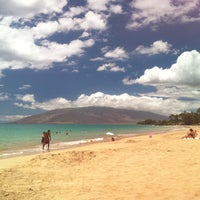 Photo taken at Big Beach by Maui Hawaii on 9/29/2011