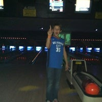 Photo taken at AMF Tempe Village Lanes by Rebecca C. on 12/31/2011