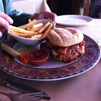 Photo taken at Zougla Mediterranean Grill by Kimberly R. on 6/11/2011