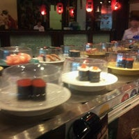Photo taken at HL Sushi by Ylva S. on 7/1/2011