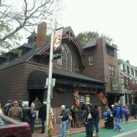 Photo taken at Witch Dungeon Museum by Richard B. on 10/29/2011