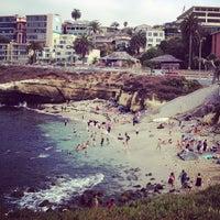 Foto tirada no(a) La Jolla Beach por うめ em 8/16/2012