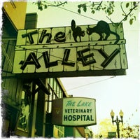 Photo taken at The Alley by Jose I. on 1/19/2011