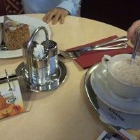 Photo taken at Cafe Dörflinger by Fanni F. on 11/6/2011