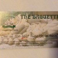 Photo taken at The Baguette by Richard H. on 11/30/2011
