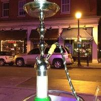Photo taken at Byblos Restaurant & Bar by Matt F. on 4/5/2012