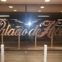 Foto tomada en Palacio de Hierro por El Babas el 8/11/2012