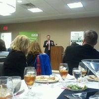 Photo taken at Hilton Garden Inn Louisville Northeast by Steve G. on 2/16/2012