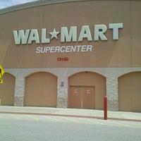 Photo taken at Walmart Supercenter by Owen M. on 9/3/2011