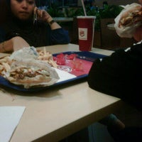 Photo taken at Burger King by 'dzira' on 11/30/2011