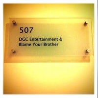 Photo taken at Blame Your Brother Studios by Darren D. on 8/6/2011