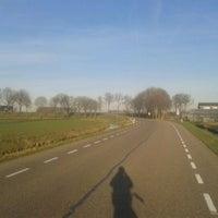 Photo taken at Blaaksedijk Oost by Sven W. on 1/16/2012