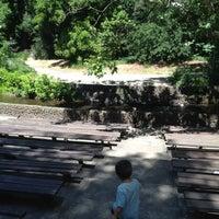 Photo taken at Bidwell Bowl Amphitheatre by Jess S. on 7/5/2012