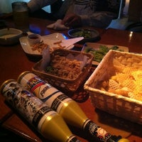 Photo taken at ダイナー Cafe Rest Bar Dainar by yukie t. on 3/30/2012