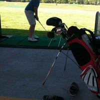Photo taken at Turtle Cove Driving Range by Lisa W. on 5/12/2012