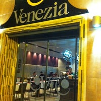 Photo taken at Pizzeria Venezia by Eugenio M. on 3/11/2012