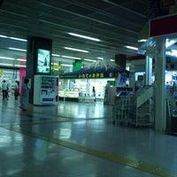 Photo taken at JR 盛岡駅 by Tomoya K. on 6/22/2011