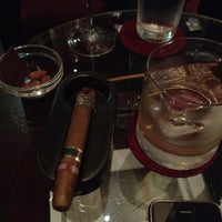 Photo taken at le connaissur CIGAR BAR by Serhat G. on 6/16/2012