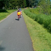 Photo taken at Sammamish River Trail by Vivek on 5/6/2012