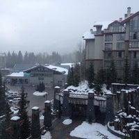 Photo taken at The Westin Resort & Spa, Whistler by Fabio B. on 3/19/2012