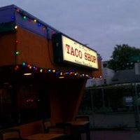 Photo taken at La Playa Taco Shop by TJ on 4/24/2012