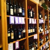 Photo taken at International Cellar by Erin G. on 10/13/2011