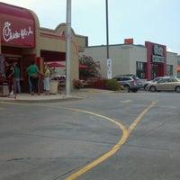 Photo taken at Chick-fil-A by Debi H. on 8/1/2012