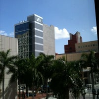 Photo taken at Miami Dade College Wolfson Campus by Patricia C. on 9/19/2011
