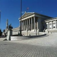 Photo taken at Parliament by Özer K. on 8/14/2012