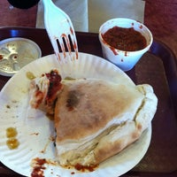 Photo taken at Zeffiro New York Pizza by Jaime H. on 2/18/2012