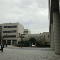 Photo taken at Kyushu Institute of Technology by しぶたく N. on 11/10/2011