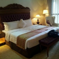 Photo taken at The Royale Chulan Hotel by Cat A. on 4/1/2012