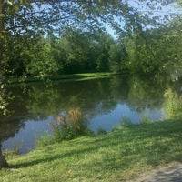 Photo taken at Charles D Owen Park by Christopher C. on 7/27/2012