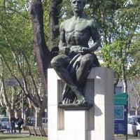 "Photo taken at Museo Municipal de Bellas Artes ""Juan B. Castagnino"" by Manu Q. on 9/26/2011"