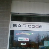 Photo taken at Bar Code by Frank G. on 10/31/2011