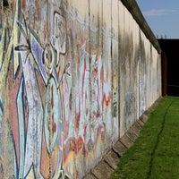 Photo taken at Berlin Wall Memorial by Best Western Central Europe on 7/15/2011