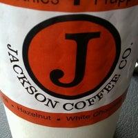 Photo taken at Jackson Coffee Co. by Briston B. on 3/2/2012