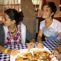 Photo taken at Pizzeria L'Angolo by Luca C. on 7/14/2012